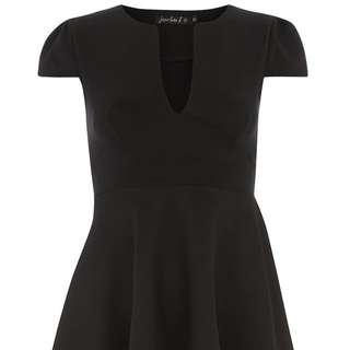 Preloved Scarlett B Dorothy Perkins Black Dress