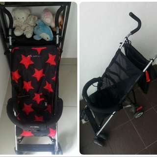 Preloved Stuttgart Light Weight Stroller
