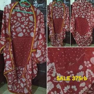 Cardigan batik SEJAUH MATA MEMANDANG