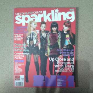 Sparkling Magazine April 2011