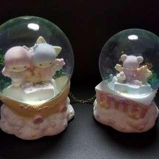 Sanrio little twin stars 水晶球