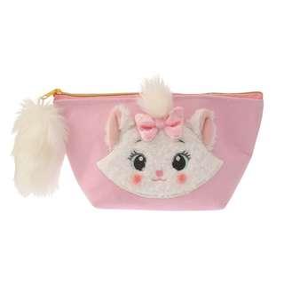 日本 Disney Store 直送 Marie 富貴貓 Cat Day 2018 系列筆袋 / 雜物袋 / 化妝袋