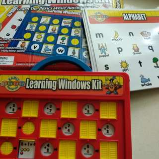 Learning windows kit
