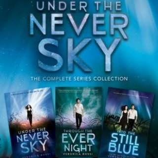 eBook - Under the Never Sky Trilogy by Veronica Rossi (3 Books)