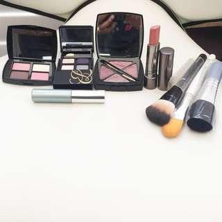 Mixed Makeup - Chanel, Lancome, Estee Lauder, Mac, Clinique