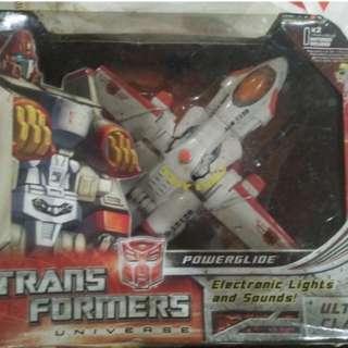 Tranaformer universe-ultra class powerglide