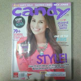 Candy Magazine June 2012