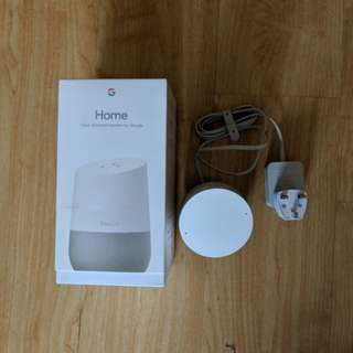 Google Home (Includes Adapter)