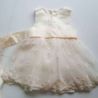 Flower Girl Dress for 3-6 months baby