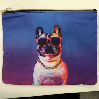 CNY Year of Dog! Cushion Bag (New still in plastic A4 size)
