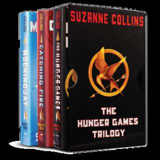 eBook - The Hunger Games Trilogy by Suzanne Collins (3 Books)
