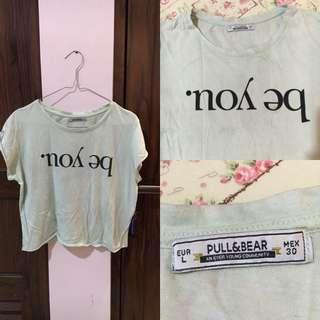 Pull& Bear shirt