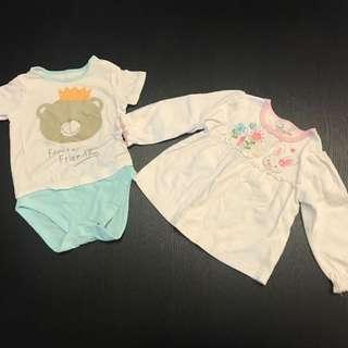 (P) Hallmarks Babies Apparel