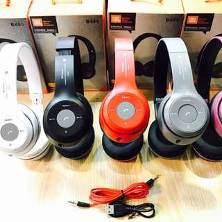 New JBL headphones