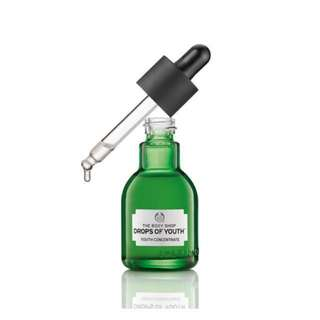 (50ml) The Body Shop Drops Of Youth Concentrate