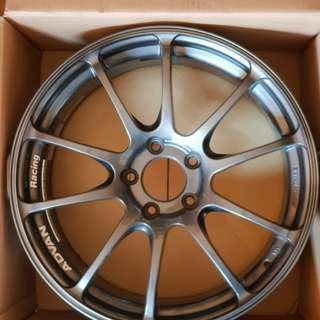 Advan Racing RZ Original 18x8 Rims