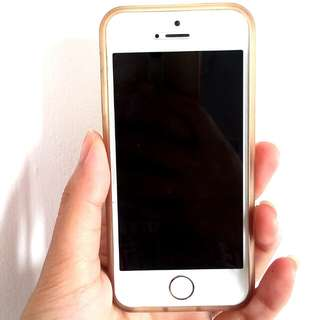 Iphone 5SE Gold inter