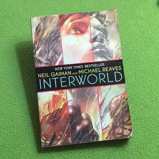 Interworld by Neil Gaiman & Michael Reaves
