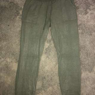 Brand new track pants size small
