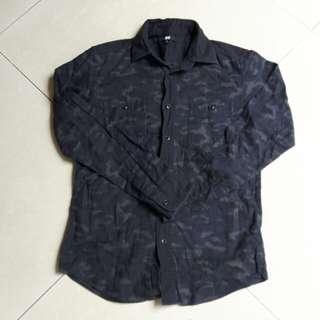 Uniqlo Camo Shirt