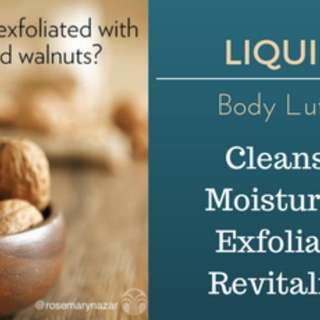 Liquid Lufra for Body