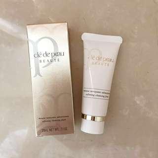 [新版] Cle de Peau Beaute (CPB) Softening Cleansing Foam 潔面泡沫 / 洗面膏