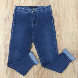 Highwaist jeans/pants