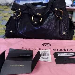Original Francesco Biasia shoulder bag