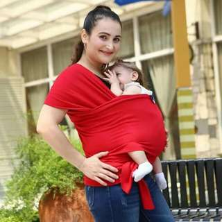 wrap baby carrier