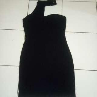SEXY DRESS BLACK #08