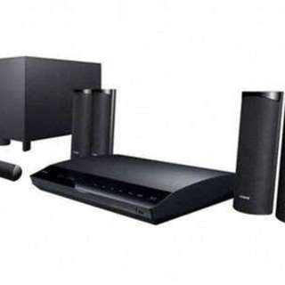 Sony home theater BDV E380 blue ray player