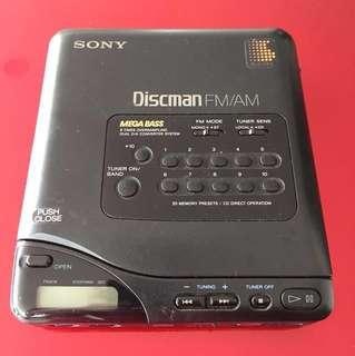 Sony Discman DT 66