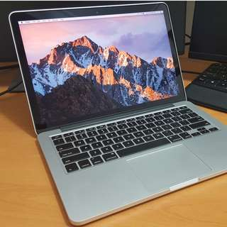 Apple Macbook Pro 13 Retina 2.7GHz i5 Under Warranty