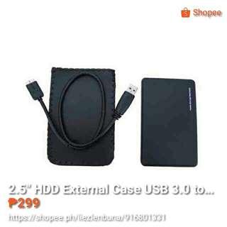 External Case