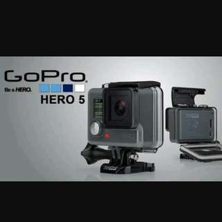 Gopro 5 for rent