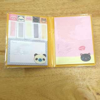 Memo紙/便條紙簿