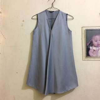 Tanktop blue and grey