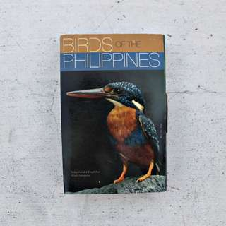 Birds of the Philippines Postcards
