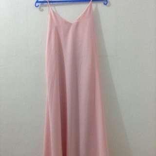 NEW‼️Low back side boob maxi dress