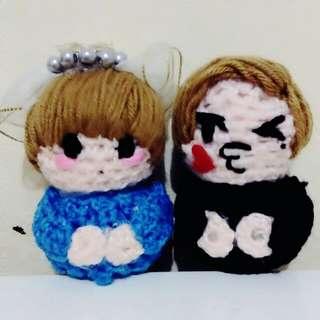 BAP Daejae Handmade Crochet Plushies 💕