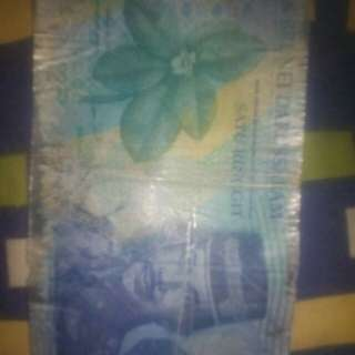Uang kertas malaysia