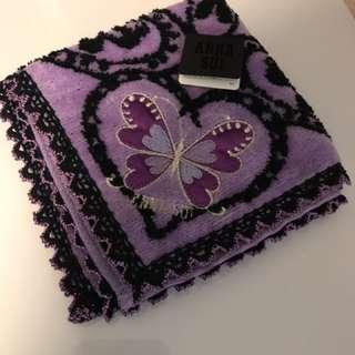 Anna Sui 小毛巾