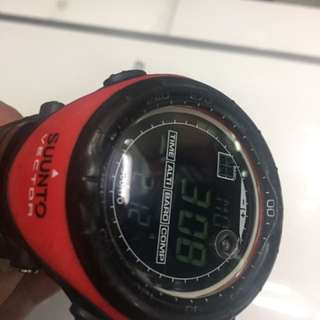 2ndHand suunto original limited edition color