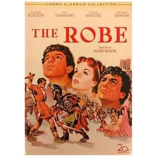 DVD - THE ROBE (ORIGINAL USA IMPORT CODE 1)