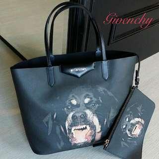 🐶Givenchy Rottweiler Antigona Shopper Medium🐶