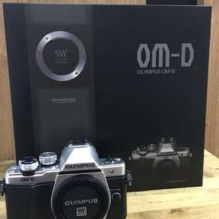 Olympus E-M10 Mark 2 body( NEW SET )