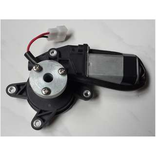 Power Window Motor with Coupling for Robotic / Car (Left)