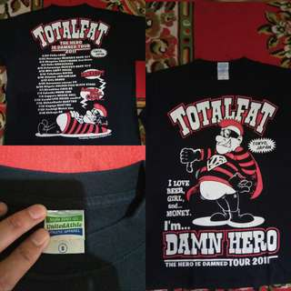 TS TOTAL FAT TOUR 2011