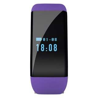 SKMEI Smartwatch Wristband LED - D21 - Purple