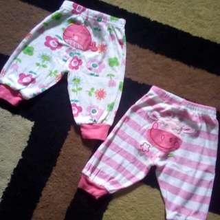 Celana baby 2pcs